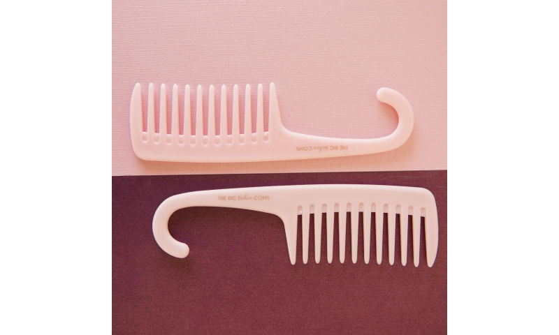 The Big Feckin Shower Comb
